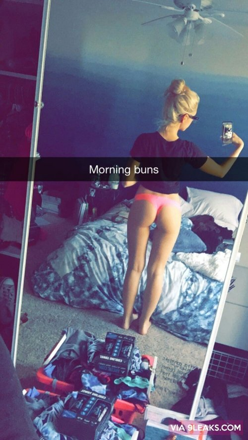 morning buns from cake electra snapchat